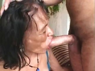 Hässlich Brazilina Oma (sid69)