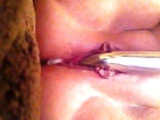 Cremige Muschi Spritzen Viel