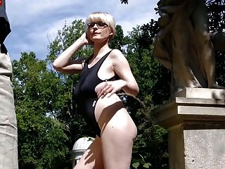 Casey Deluxe - 16te Woche - Preggo Schießen Im Park