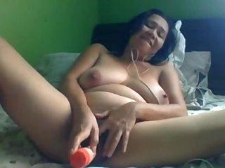 Filipino Granny 58 Fucking Mich Dumm Auf Cam. (manila) 3