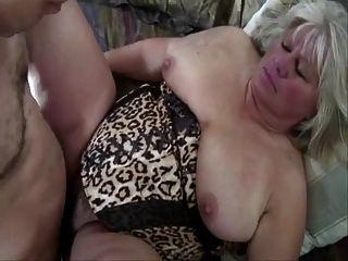 Große Pussy Reife Dame