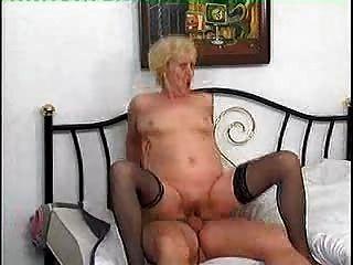 Granny Fucking Hart
