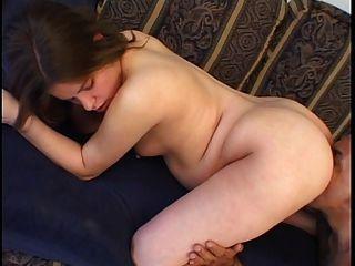 Schwarzer Hahn Humping Schwangere Hure
