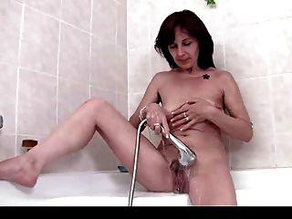 Reife Dusche