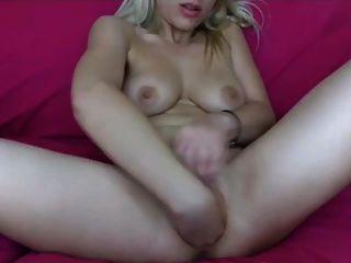 Russische Webcam Fisting Und Klaffende Pussy