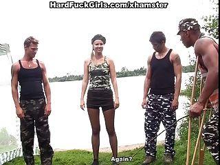 Hot Hard Core Fick In Der Armee