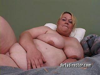 Big Titty Bbw Liebt Ihr Riesiges Arschloch Gefickt