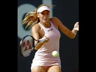 Tribut An Die Frauen Des Tennis