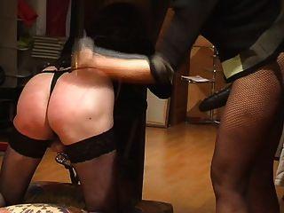 Grobe Bestrafung
