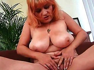 Haarige Oma-sex-sex