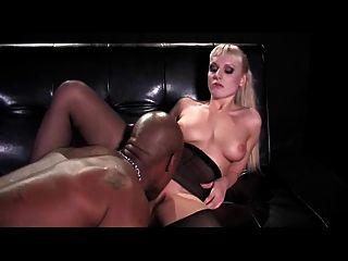 Blonde In Strumpfhose Von Bbc (volle Szene)