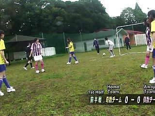 Untertitel Enf Cmnf Japanischen Nudist Fußball Strafe Spiel Hd