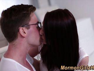 Mormonischer Teenager Fickt Holunder