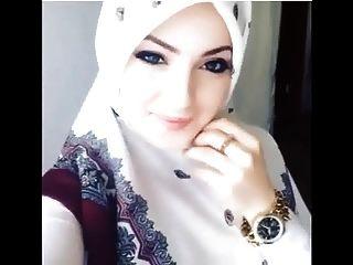 Schönes Hijab Mädchen
