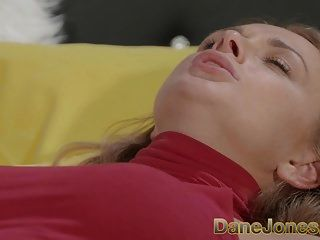 Danejones Slim Beauty Liebt Romantischen Sex