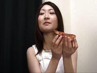 Pizza Lieferung Verdammte Hausfrau In Ihrem Haus Teil 1