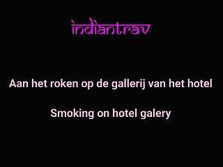 Rauchen Im Hotelbalkon