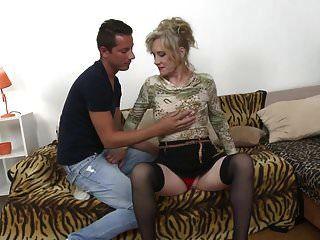 Tabusex Mit Reifer Mutter Janka Und Jungen