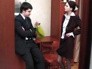 Der Chef Fickt Die Sekretärin In Anal