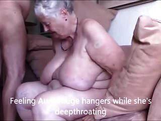 Lange Oma Euter