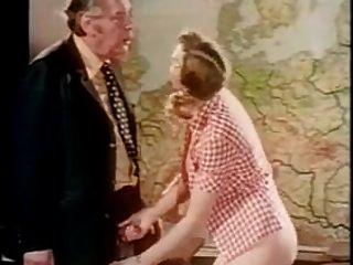 Vintage Creampie (was Sagt Sie Auf Deutsch?)