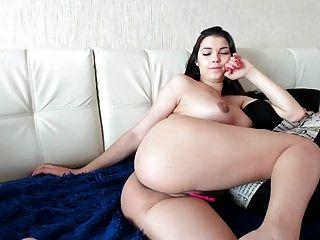Schönes Russisches Mädchen Nackt Zeigen Teil 2