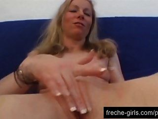 Diana Die Geile Fick Milf Beim Porno Casting