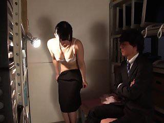 Jav Cmnf Enf Maki Hoshikawa Office Striptease Untertitelt