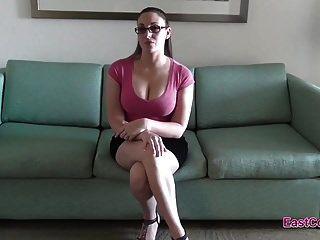 Melanie Hicks Job Interview
