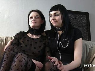Alicia Und Lea Hot Lesbian Porno Szene Ersties