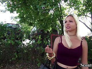Deutscher Scout Verführt Den Geilen Teen Gabi Gold Beim Ficken Beim Ficken